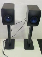 KEF LS50 Wireless Music System -