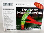 RME Hammerfall - DIGI9636 52 - 24