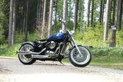 Kawasaki VN800 Classic Bobber
