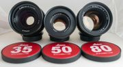 Leica Summilux-R Set 5 Objektiv
