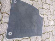 Auto Fußmatte vorne links Audi