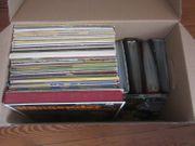 Zu verschenken LP-Sammlung - über 100