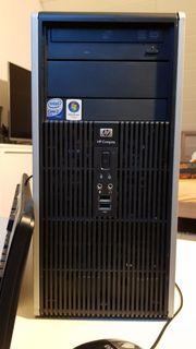 PC Hewlett Packard Intel 3