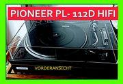 Pioneer PL-112D Vintage HIFI-STEREO - Qualität - halbautomatischer