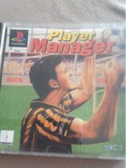 Player Manager für PlayStation 1