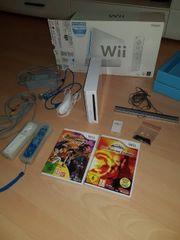 Wii Konsole