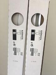 IKEA BJÖRKSTA Bilderrahmen Silber 55