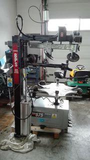 Hunter Montiermaschine TCX 575