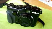 System-Digitalkamera NIKON COOLPIX