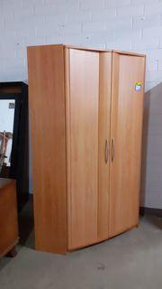 Kleiderschrank Eckschrank 97x196 gepflegt - HH06066