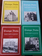 Pasinger Archiv 23 Jahrgänge von