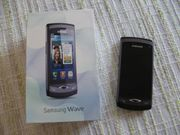 Handy Samsung Wave S8500