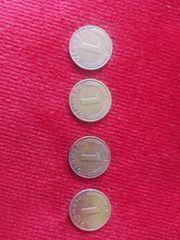 1950 1 pfennig D G