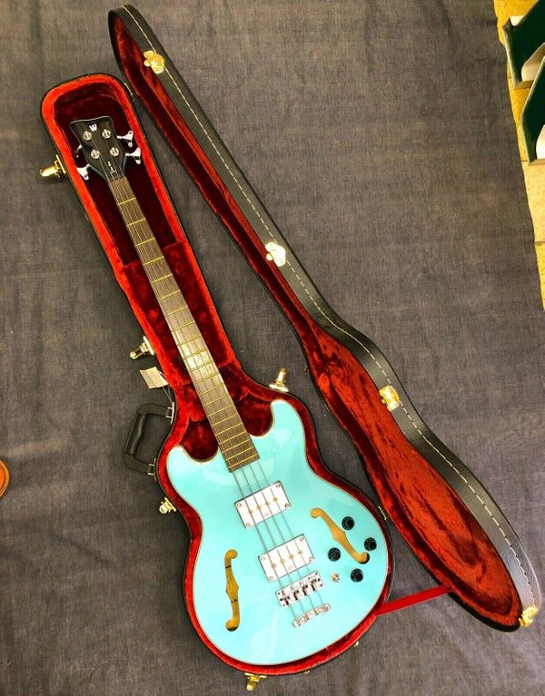 Warwick RB Star Bass Maple