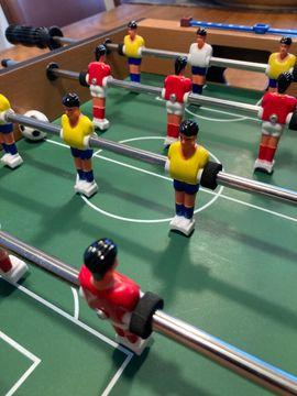 Spiele, Automaten - Fußballtisch klein