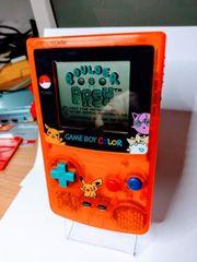 Nintendo Gameboy Color Pikachu Edition