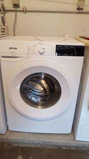 Neue Waschmaschine Gorenje