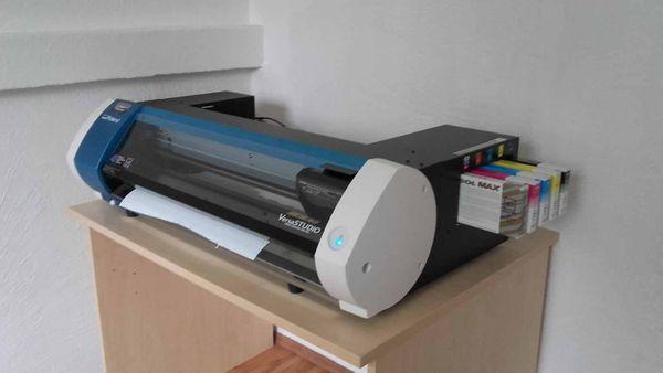 Roland BN-20 Digitaldrucker Print Cut
