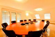 Konferenztisch inkl Bestuhlung - Besprechungstisch