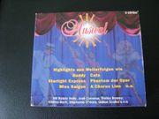 CD-Sammlung Musicals 3 CD s