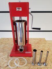 Wurstfüllmaschine von Beeketal 5L Top