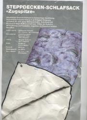 Schlafsäcke 2 Stück Modell Zugspitze