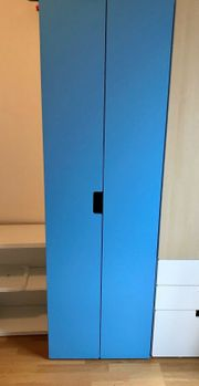 Kleiderschrank IKEA Stuva Malad hellblau