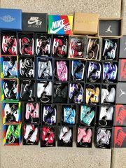 Mini-Sneaker Schlüsselanhänger Keyholder