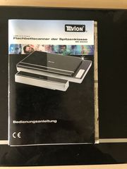 Tevion Flachbettscanner MD 90093 USB