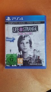 life is strange - before the
