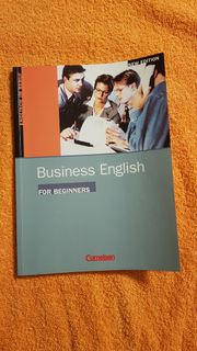Business English for beginnend