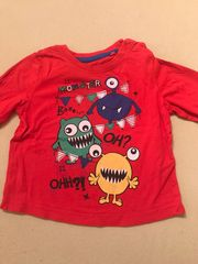 Pullover Monster Baby