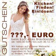 Brautkleider GUTSCHEIN kostenlos Hochzeitskleid günstiger