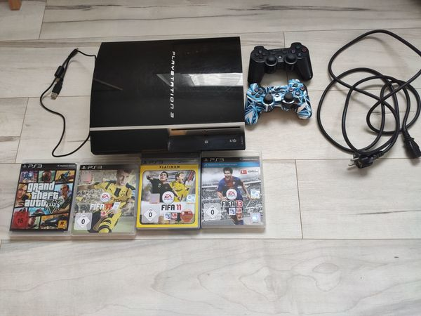 Playstation 3 Inkl 2 Controller