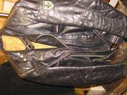 original HARRO Motorrad Lederjacke