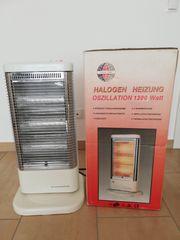 Brandneue Halogen Heizung Ozillation 1300