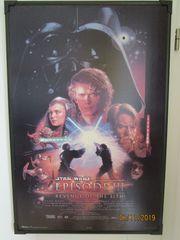 Star Wars Bild Plakat mit