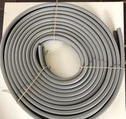 PVC-Handlauf hellgrau 12 m