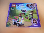 LEGO Friends Olivias Blumengarten - 41425