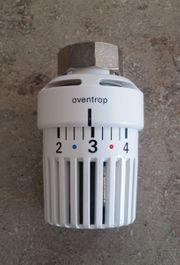 Heizungs-Thermostatköpfe Oventrop mit Nullstellung