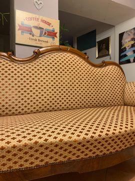Sofa - Biedermeier Chippendale Style: Kleinanzeigen aus Norheim - Rubrik Sonstige Möbel antiquarisch