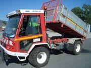 Transporter Schlepper Traktor Lindner Unitrac