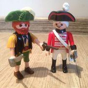 verkauft Playmobil 4127 Duopack Pirat