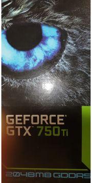 Gigabyte Gforce GTX 750Ti