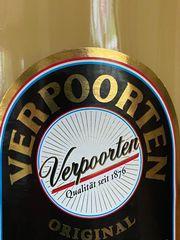 Verpoorten Eierlikör Flasche 0 7
