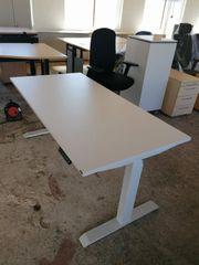 elektrisch höhenverstellbarer Schreibtisch Arbeitstisch Büro