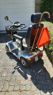 Invacare Orion Scooter Elektromobil Seniorenmobil