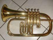 Flügelhorn von Couesnon Modell 144