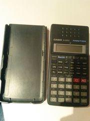 Taschenrechner Casio fraction
