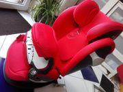 Cybex Pallas M-Fix - Rebel Red -